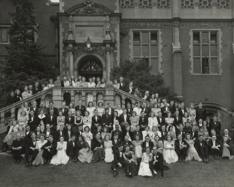 May Ball 'survivors' 1948