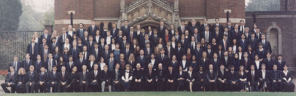 1994 Matriculation Photo