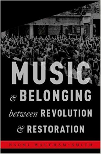 Music and belonging
